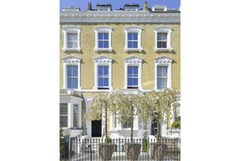 Glebe Place, Chelsea, London, SW3. 5 bedroom house