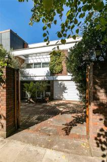 Cathcart Road, Chelsea, London, SW10. 6 bedroom semi-detached house for sale