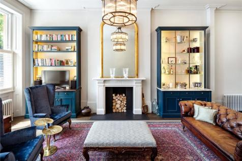 Nevern Square, Earls Court, London, SW5. 4 bedroom apartment for sale