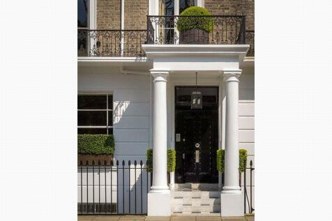 Thurloe Square, South Kensington, London, SW7. 6 bedroom terraced house for sale