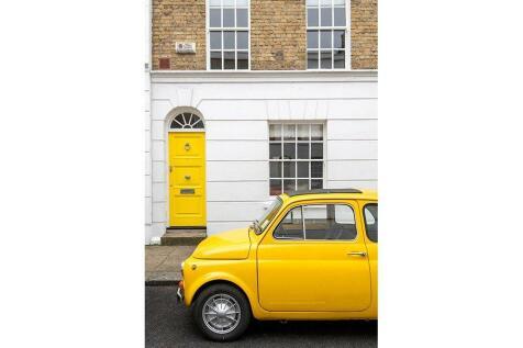 Seymour Walk, Chelsea, London, SW10. 4 bedroom terraced house for sale