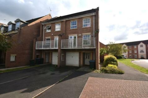 Gillquart Way, Parkside, Coventry, CV1. 3 bedroom semi-detached house for sale
