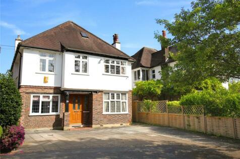 Coombe Gardens, Wimbledon, London, SW20. 5 bedroom detached house