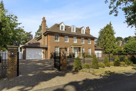 Coombe Hill Road, Kingston Upon Thames, Surrey, KT2. 6 bedroom detached house for sale