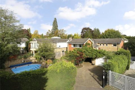 Corscombe Close, Kingston Hill, Kingston upon Thames, KT2. 4 bedroom detached house for sale