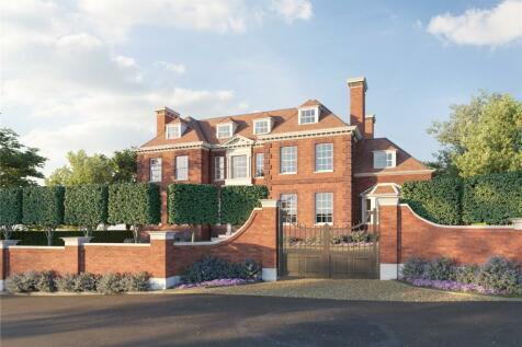 The Drive, Kingston Upon Thames, Surrey, KT2. 4 bedroom detached house for sale