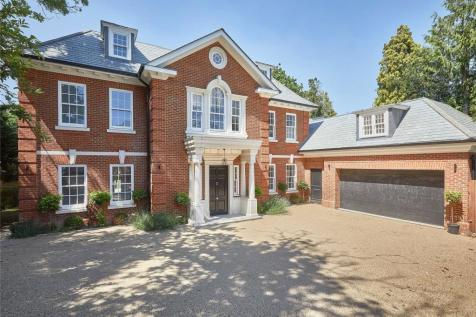 Coombe Hill Road, Kingston upon Thames, Surrey, KT2. 6 bedroom detached house for sale