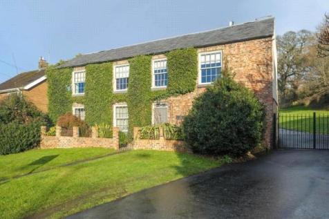 Park Farmhouse, Willow Tree Avenue, Shincliffe Village, Durham, DH1. 5 bedroom detached house for sale