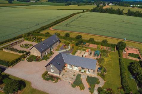 Dorstone, Herefordshire. 5 bedroom detached house for sale