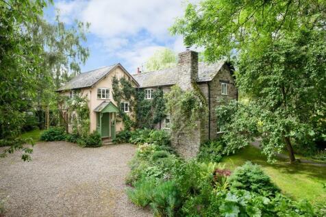 Pembridge, Herefordshire + excellent commercial element. 4 bedroom detached house