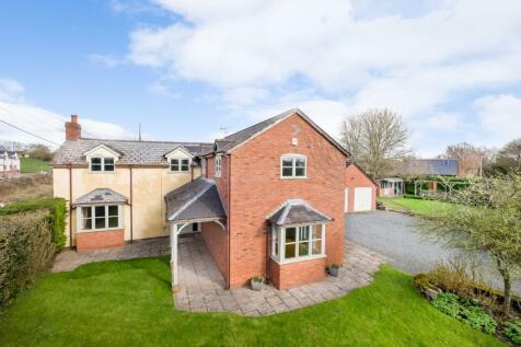 Preston Wynne, Hereford. 4 bedroom detached house