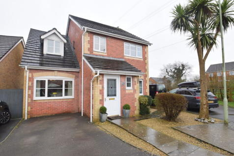 22 New Candlestone, Broadlands, Bridgend, Bridgend County Borough, CF31 5DX. 3 bedroom detached house