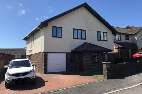 6 Glasfryn, Brackla, Bridgend, Bridgend County Borough, CF31 2JN. 5 bedroom detached house