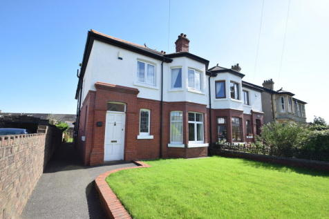 Brondeg, 63 Merthyr Mawr Road, Bridgend, Bridgend County Borough, CF31 3NN. 4 bedroom semi-detached house