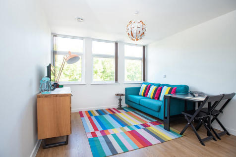 Portcullis House, Platform Road SO14 3FU. 1 bedroom flat