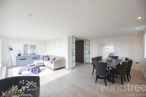 Tenby Mansions, Brent Street, Hendon, London NW4. 3 bedroom penthouse