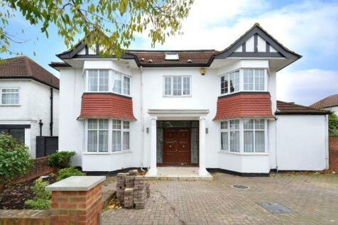 Elliot Road, Hendon, NW4. 7 bedroom house