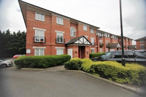Seton Court, Alwyn Gardens, Hendon, NW4. 1 bedroom flat