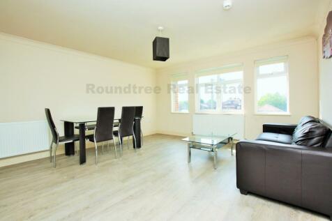 Brent Street, Hendon, NW4. 2 bedroom flat