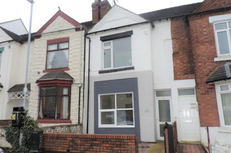 Freemen Street, Stafford. 2 bedroom terraced house