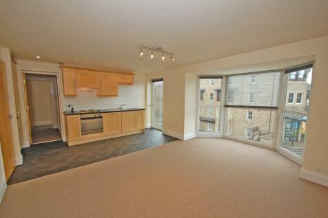 Bower Road, Harrogate, HG1 1BB. 2 bedroom flat
