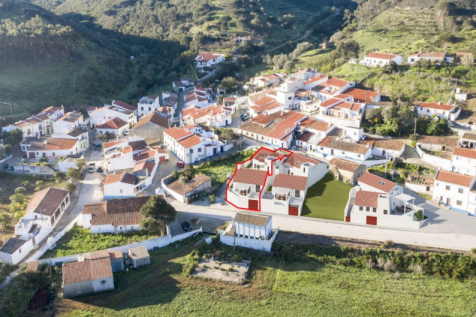 bpa5277-2, Aljezur, Portugal. 3 bedroom villa for sale