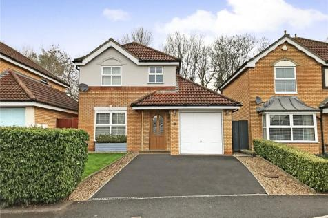 Nash Green, Staplegrove, Taunton, TA2. 3 bedroom detached house