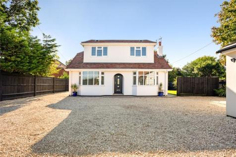 Admoor Lane, Bradfield Southend, Reading, Berkshire, RG7. 4 bedroom detached house
