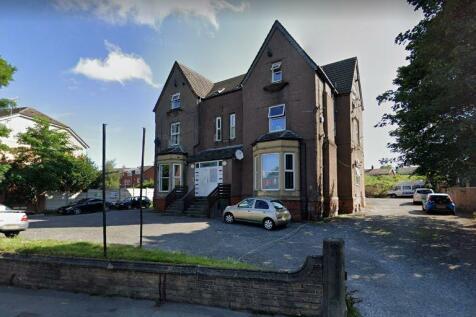 Belgravia Flats, Cheetham Hill, M8. Studio flat for sale