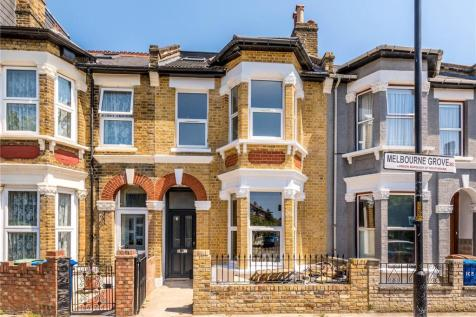 Melbourne Grove, East Dulwich, London, SE22. 5 bedroom terraced house for sale