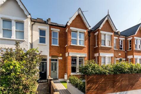Underhill Road, East Dulwich, London, SE22. 4 bedroom terraced house for sale