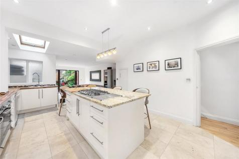 Crystal Palace Road, East Dulwich, London, SE22. 4 bedroom semi-detached house for sale