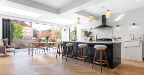 Dovedale Road, East Dulwich, London, SE22. 4 bedroom house for sale