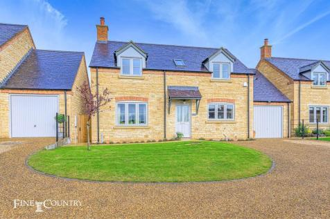 Barrowden. 3 bedroom detached house for sale