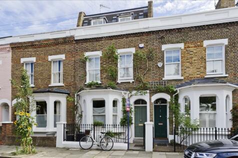 Nasmyth Street, Brackenbury W6. 4 bedroom terraced house