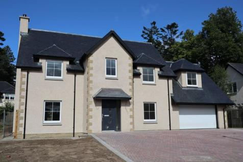 Druids Park, Murthly, Perth, PH1. 4 bedroom detached house
