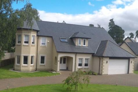 Macduff Way, Murthly, Perth, PH1. 4 bedroom detached house for sale