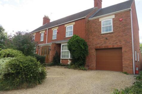 Cutting Lane, South Luffenham, OAKHAM. 4 bedroom house