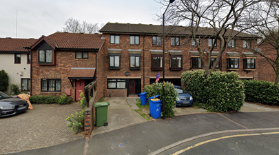 Allendale Close, London, SE5. Studio apartment