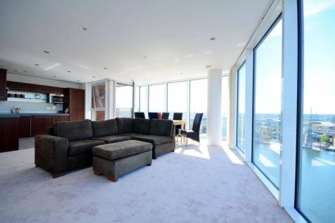 Coral Apartments, Royal Docks, London, E16. 2 bedroom flat for sale