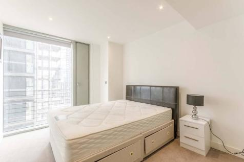 Landmark West Tower, Canary Wharf, London, E14. 1 bedroom flat