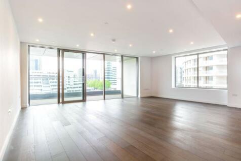 Park Drive, Canary Wharf, London, E14. 3 bedroom flat for sale