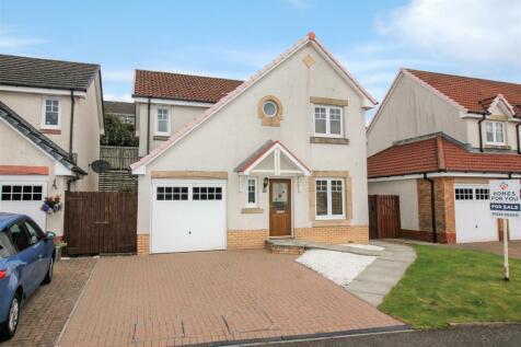 Bracken Avenue, Lionthorn, Falkirk. 4 bedroom detached house