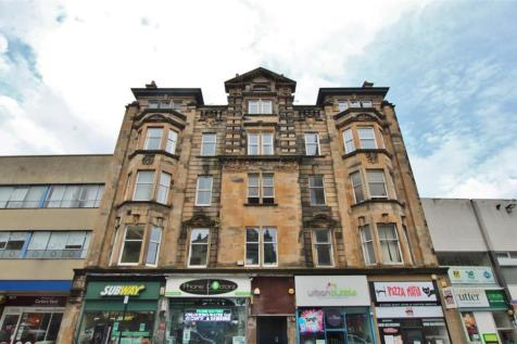 Murray Place, Stirling. 2 bedroom flat