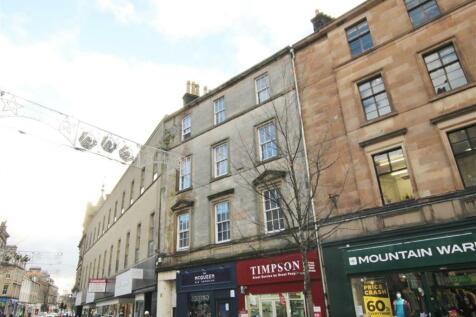 Port Street, Stirling, Stirling. 4 bedroom flat