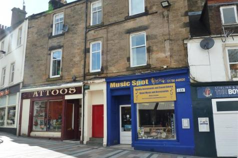 Friars Street, Stirling. 1 bedroom apartment