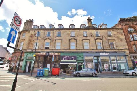 Barnton Street, Stirling. 2 bedroom flat