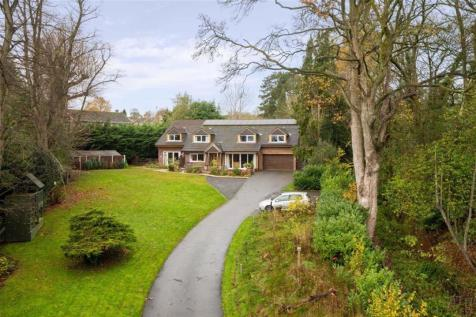Brynhafod Lane, Oswestry, SY11. 9 bedroom detached house for sale