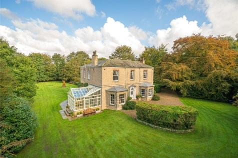The Old Rectory, Everingham, York, East Yorkshire, YO42. 5 bedroom detached house for sale