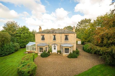 The Old Rectory, Everingham, York, East Riding of Yorkshi, YO42. 5 bedroom detached house for sale